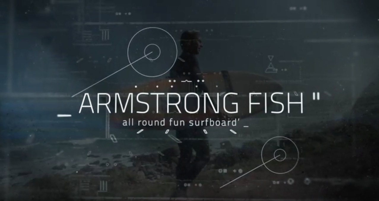 Surfboards Armstrong Fish